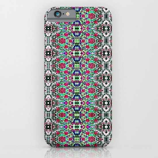 Victorian Garden 2 iPhone & iPod Case