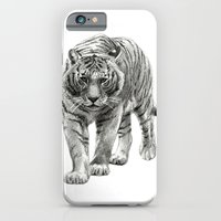 Walking Tigress SK088 iPhone 6 Slim Case