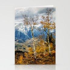 Colorado Autumn Stationery Cards