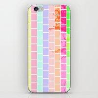 Bricks of Sound iPhone & iPod Skin