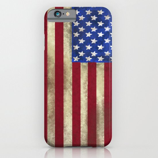 American Flag iPhone & iPod Case