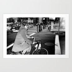 Rider Art Print