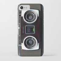 camera iPhone & iPod Cases featuring  Camera  by Bright Enough💡