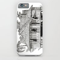 Rumah Kampung (Large) iPhone 6 Slim Case