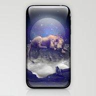 Under The Stars III (Leo… iPhone & iPod Skin