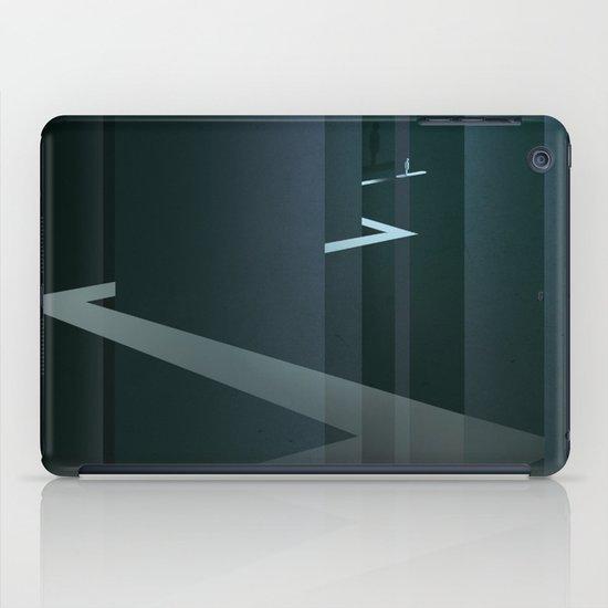 Smooth Minimal - Silver Surfer iPad Case