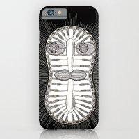 Diatom Face iPhone 6 Slim Case