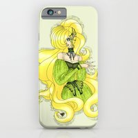 iPhone & iPod Case featuring Michi Couture by artwaste