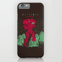 iPhone & iPod Case featuring Metroids by MeleeNinja