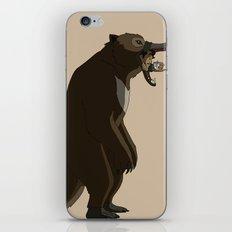 Where is the honey? iPhone & iPod Skin