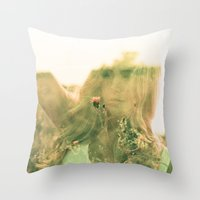 But Darling, You Mustn't… Throw Pillow