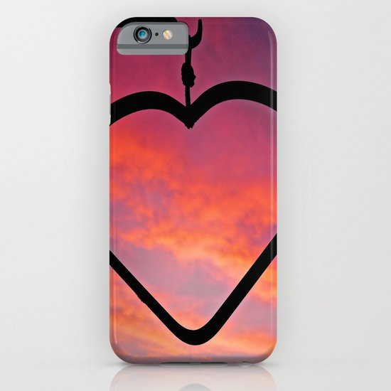 Love Sunset iPhone & iPod Case