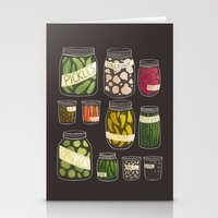 Pickled Stationery Cards