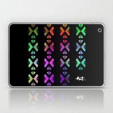 August Is Art August Is … Laptop & iPad Skin
