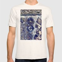 Runas. Mens Fitted Tee Natural SMALL