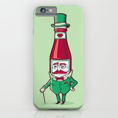 Sir Fancy Ketchup iPhone 6s Slim Case