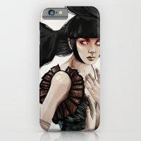 iPhone & iPod Case featuring Knight by Feline Zegers