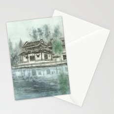 Ancient China Stationery Cards