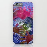 Mother Earth is Melting iPhone 6 Slim Case