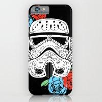 Storm Trooper Dia De Los Muertos iPhone 6 Slim Case