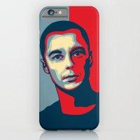 Dr. Sheldon Lee Cooper for president! iPhone 6 Slim Case