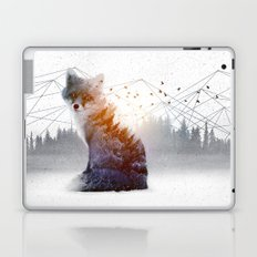 A Wilderness Within / Fox Laptop & iPad Skin