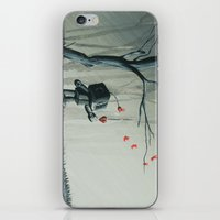 I Finally Found You iPhone & iPod Skin