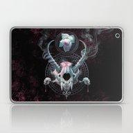 Dark Reflections Laptop & iPad Skin