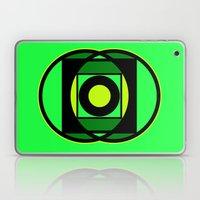 The Lantern's Glow Laptop & iPad Skin