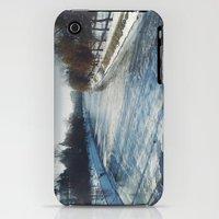 iPhone Cases featuring Frozen river by Giada Ciotola by Giada Ciotola