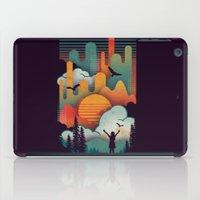 Sun Rise iPad Case