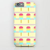 iPhone & iPod Case featuring ICE CREAM 2 by Ylenia Pizzetti