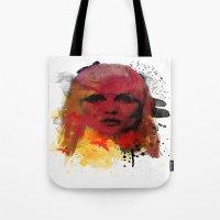 Debbie Harry - Blondie Tote Bag