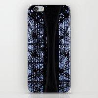 Eiffel Tower - Detail iPhone & iPod Skin