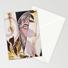 spying eye #2 Stationery Cards