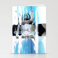 UNDERWATER STILLNESS Stationery Cards