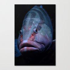 Ugly Canvas Print