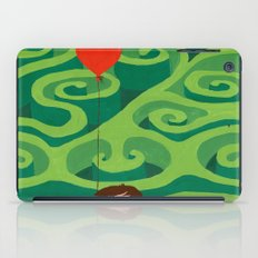 The Maze iPad Case