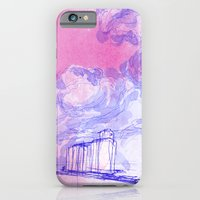 iPhone & iPod Case featuring Grain Elevator by David King