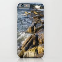 iPhone & iPod Case featuring Out to Sea by Em Beck