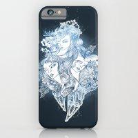 iPhone & iPod Case featuring Mermaids by Ana Gomez Bernaus