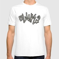 BLANKM GEAR - BLANKM WRI… Mens Fitted Tee White SMALL