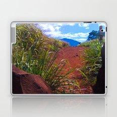 Red Dirt Path Laptop & iPad Skin