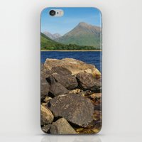 At Gualachulain iPhone & iPod Skin
