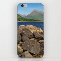 At Gualachulain iPhone & iPod Skin