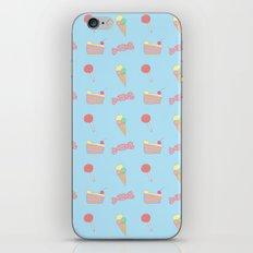 candy pattern iPhone & iPod Skin