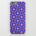 Cobalt Intersect iPhone & iPod Case