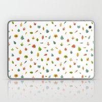 Autumn is coming Laptop & iPad Skin