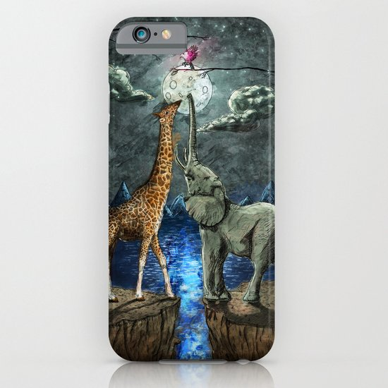 The Magical Forces of the Moon iPhone & iPod Case