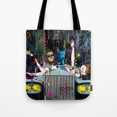 Psychotherapy Tote Bag